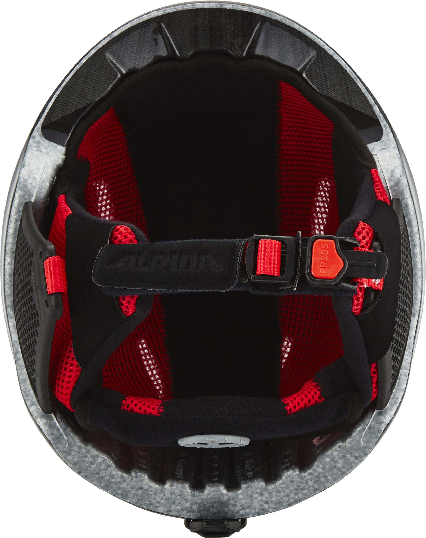 Alpina Carat LX Helmet black at Addnature.co.uk 14dfacd8e25